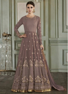 Trendy Anarkali Salwar Suit For Party