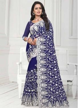 Trendy Classic Saree For Bridal
