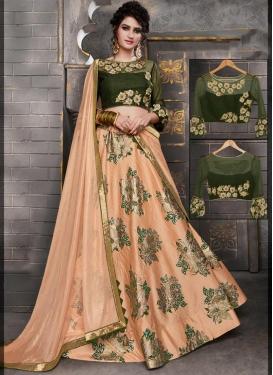 Trendy Designer Lehenga Choli For Ceremonial