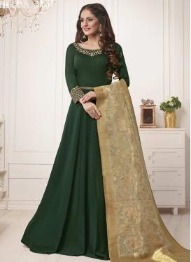 Trendy Designer Salwar Suit For Ceremonial