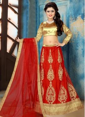 Trendy Lehenga Choli For Ceremonial