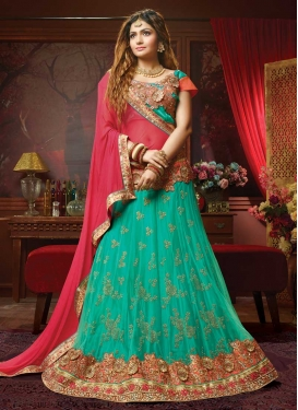 Trendy Lehenga Choli For Festival