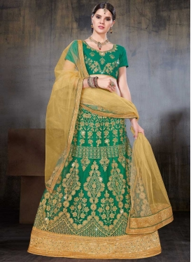 Trendy Lehenga For Ceremonial