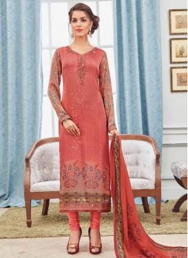 Trendy Pakistani Salwar Suit For Ceremonial