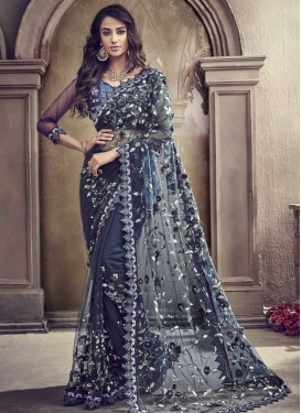 Trendy Saree For Bridal