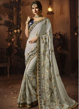 Trendy Saree For Festival