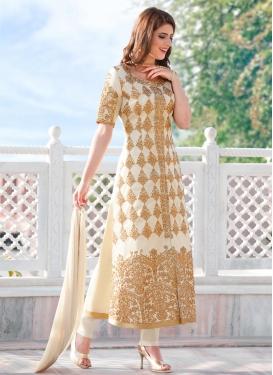 Trendy Straight Salwar Kameez
