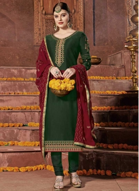 Trendy Straight Suit For Ceremonial
