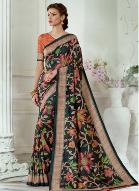 Tussar Silk Classic Saree