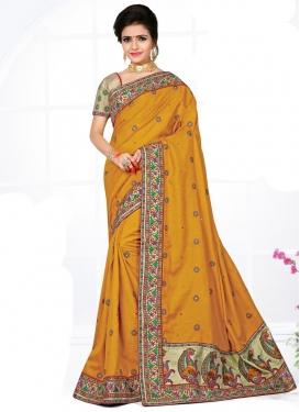 Unique  Manipuri Silk Trendy Classic Saree