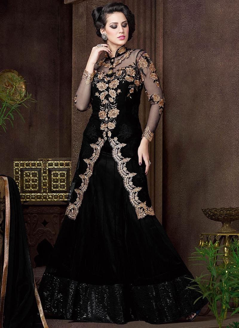 Urbane Sequins Work Designer Lehenga Choli
