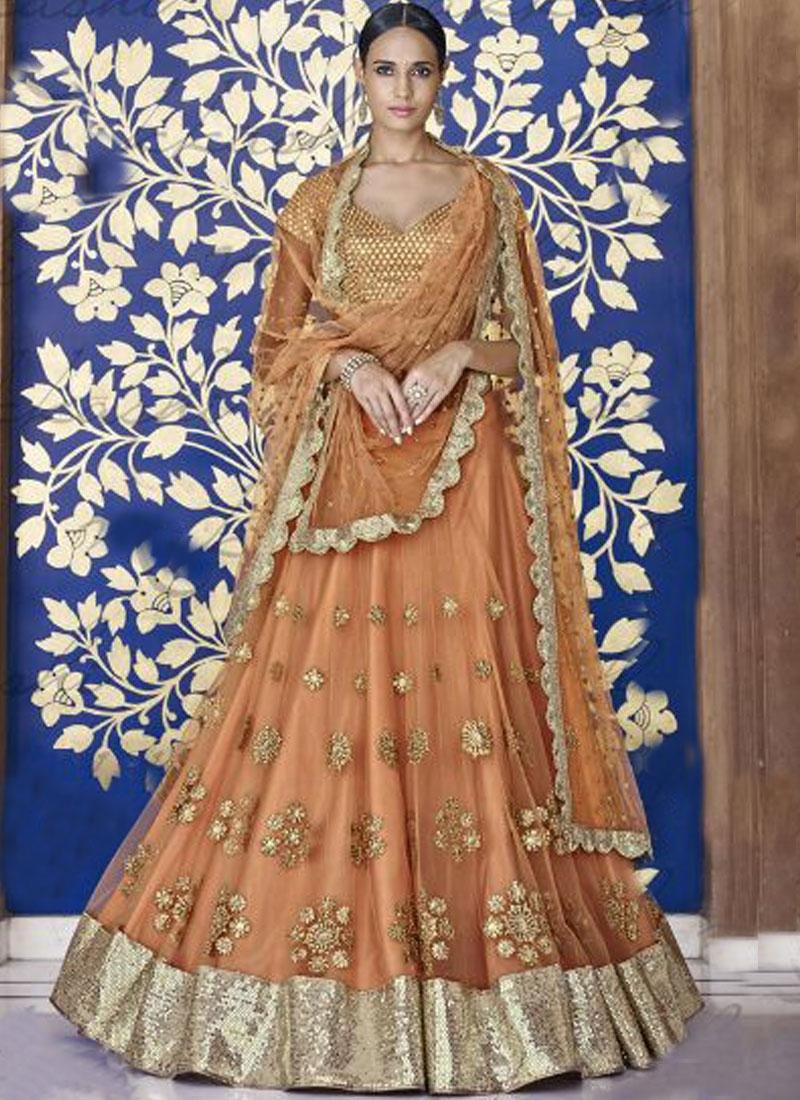 Winsome Sequins Work Designer Lehenga Choli